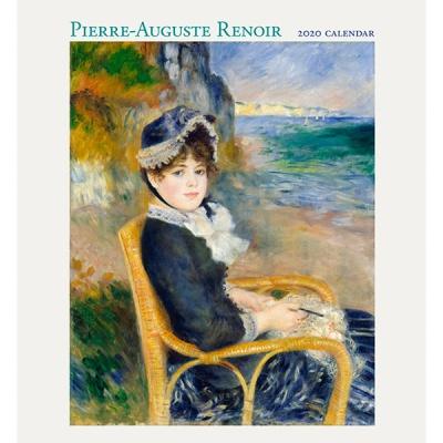 2020 캘린더 르느와르 Pierre-Auguste Renoir