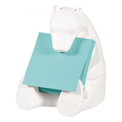 [3M] 포스트잇팝업디스펜서 BEAR-330 (곰인형) [개/1] 378873