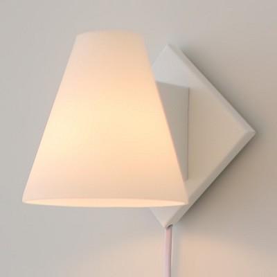 [바이빔] 모리 벽걸이 스탠드[LED]-화이트