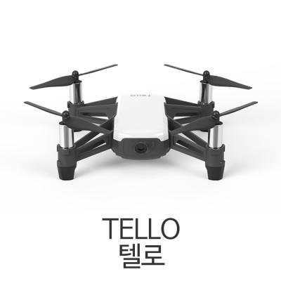 [DJI&RYZE] 텔로 셀피드론 셀카드론 DJTEL000-1