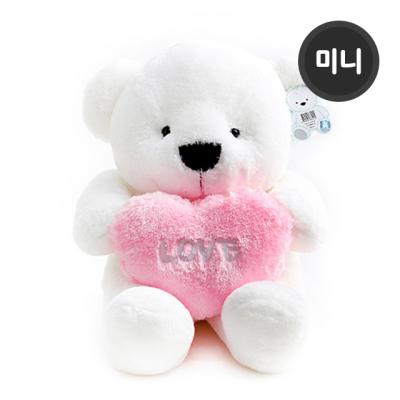 누리베어하트-핑크(미니 35cm)