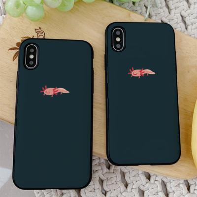 아이폰7플러스 우파루파 카드케이스