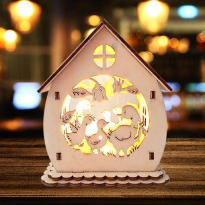 유니크 오리가족 LED 무드등 1개
