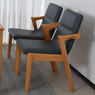 N421 1인 원목 의자 2colors