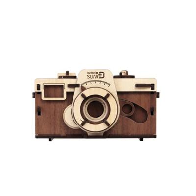 [우드썸] 핀홀카메라 W