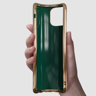 아이폰11 pro max 핑거링 카메라 풀커버 젤리 케이스