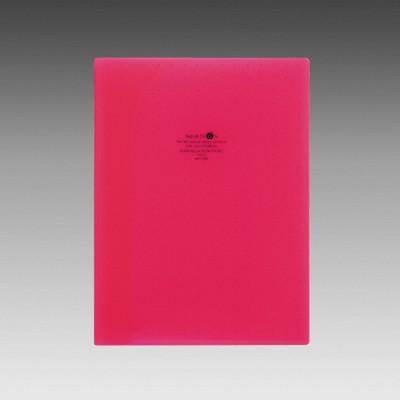 [N-5035]Clear Book-Open Pocket (클리어북 오픈포켓)