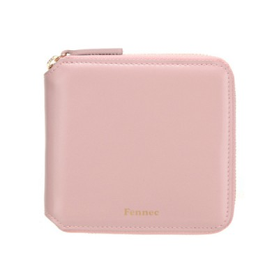 Fennec Zipper Wallet 페넥 지퍼 월렛 -014 Light Pink