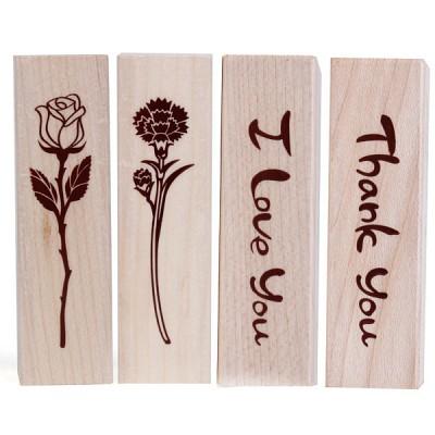 꽃과같이 스탬프 선물세트