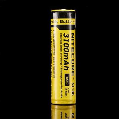 리튬이온 18650 배터리 NL188.3100mAh 리튬이온배터리