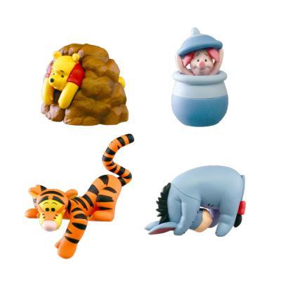 디즈니 숨바꼭질 곰돌이 푸 피규어
