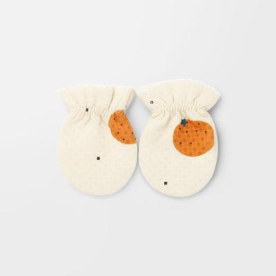 [메르베] 귤귤 신생아손싸개_겨울용