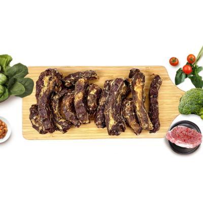 비앤랩 눈건강 오리 목뼈 300g 수제간식 강아지간식