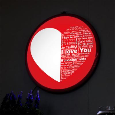 no146-LED액자35R_사랑의모든것