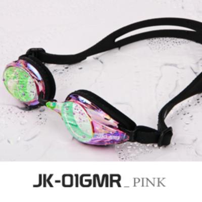 제이커스 미러코팅수경 JK-01GMR-PINK