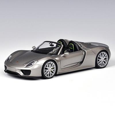 [웰리]1:24 포르쉐 918 스파이더 다이캐스트 모형자동차 (552W24055SL)