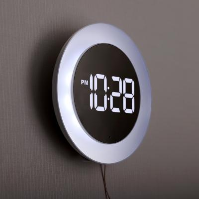 오리엔트 OT891LD 미드나잇 벽탁상겸용 무드등 시계