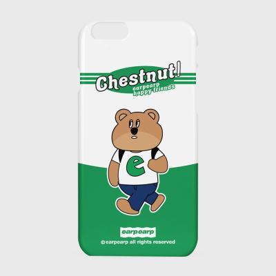 Hello chestnut-white/green(하드/터프/슬라이드)