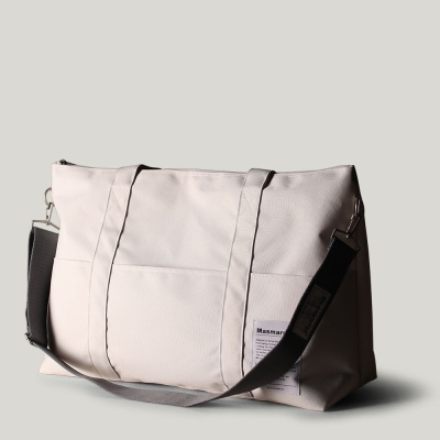 Big travel bag _ Cream