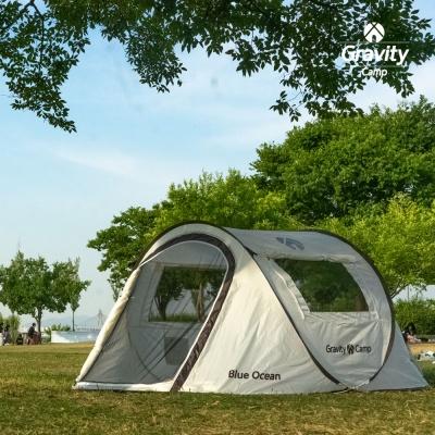 그라비티 캠프 원터치 텐트 베이직 GV-010
