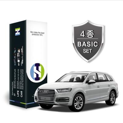 아우디 Q7 2019 자동차용품 PPF 4종세트+도어컵4매