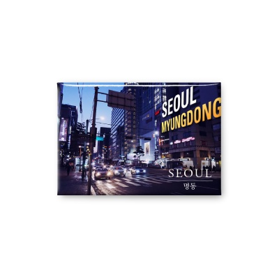한국 여행마그넷 기념품 명동_인테리어자석