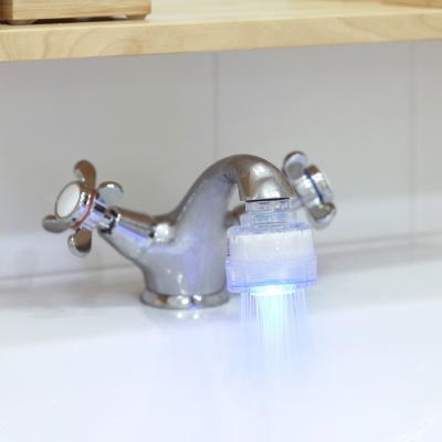 ABKO OHELLA OA-SP01L3TP 3색 LED 온도표시 세면대용