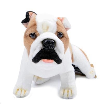 4627번 불독 Bulldog Sitting/19*14cm