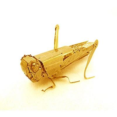 [이노메탈퍼즐] 메뚜기 금속조립키트 (MIK000355)메탈웍스