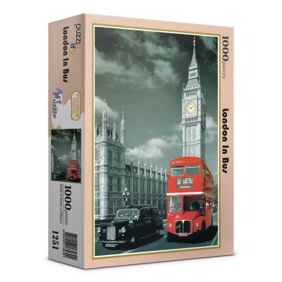 1000피스 런던 인 버스 직소퍼즐 PL1251