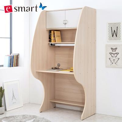 [e스마트] 표준형 독서실책상+LED스탠드