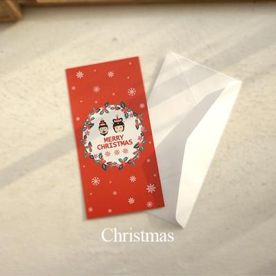 양면카드_크리스마스