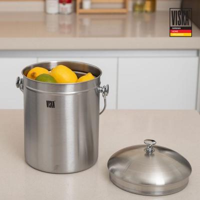 비스카 5L 음식물 쓰레기통 VK-500L