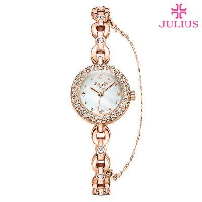 쥴리어스 JA-1001 에이미 여성 팔찌시계 (4color)