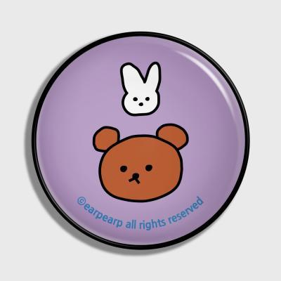 Bear and rabbit-purple(earptoktok)