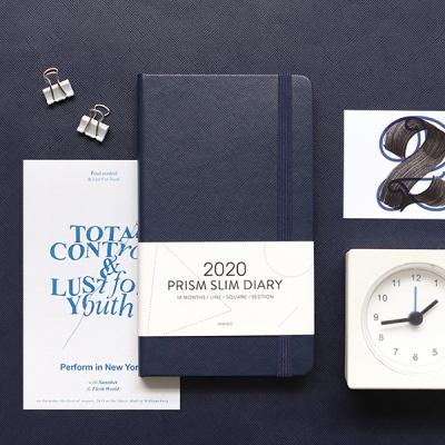 2020 프리즘 슬림 다이어리 (월간/날짜형/수첩형)