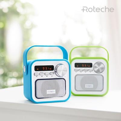 로테체 올인원 만능 블루투스 스피커 (FM라디오, USB)