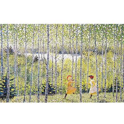 [로드] 직소퍼즐 / 1000조각 / 빨간머리 앤 - 초록바람 / AS-1000-145 / 일본직수입 / 무료배송