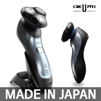 이즈미 Lipix7 완전 방수 3중날 전기 면도기 IKR-4100