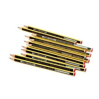 스테들러 Noris ergosoft JUMBO 연필(2B)