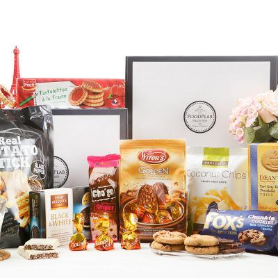 푸드플랩 스낵박스 : 2015 Variety Box : 백화점에서 만나던 고급 디저트 모음