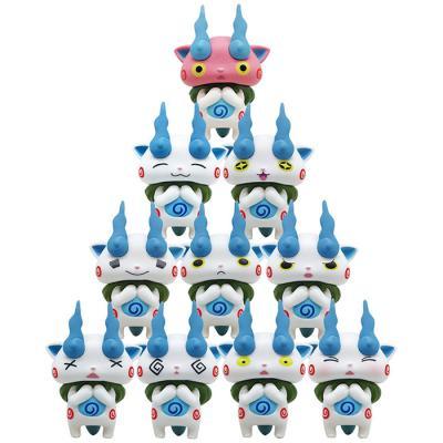 츠무츠무 탑쌓기 피규어 - 요괴워치 코마상
