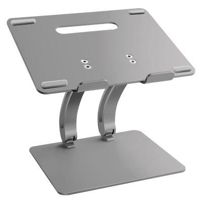 R055 알루미늄 맥북 노트북 쿨링 접이식 거치대