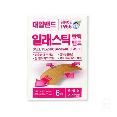 일래스틱 탄력밴드 8매 혼합형_0972
