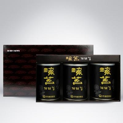 광천원김 재래김 캔 추석 선물세트