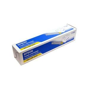 엡손(EPSON) 토너 C13S050242 / Yellow / AcuLaser C4200 Toner / (8.5K)