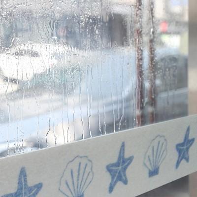 [하나리빙데코] 물흡수테이프 띠형 대 2m 장마철/겨울철 온도차이 결로방지