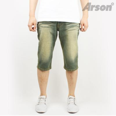 [알슨] ARSON #9328 S/PANTS (BLUE)