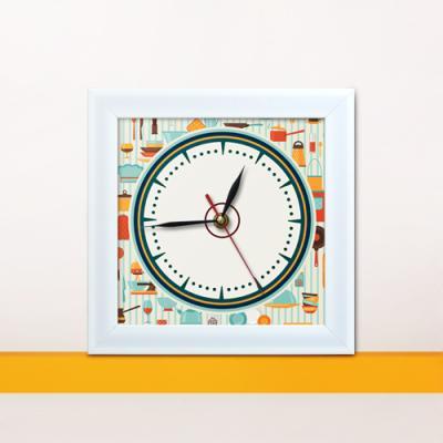 cx290-지금은요리시간미니액자벽시계_디자인액자시계