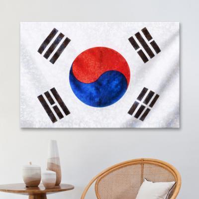 it261-태극기_중형노프레임